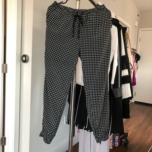 Express Silky Joggers